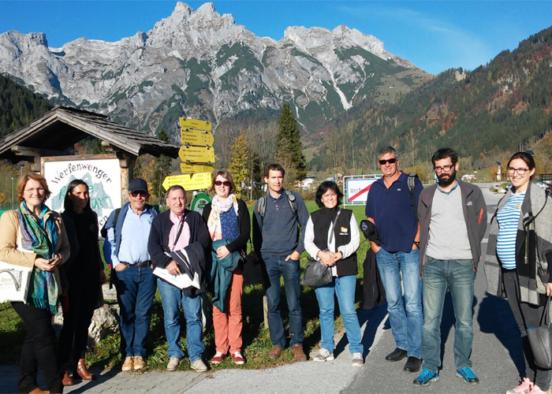 GPS tourism - Autriche