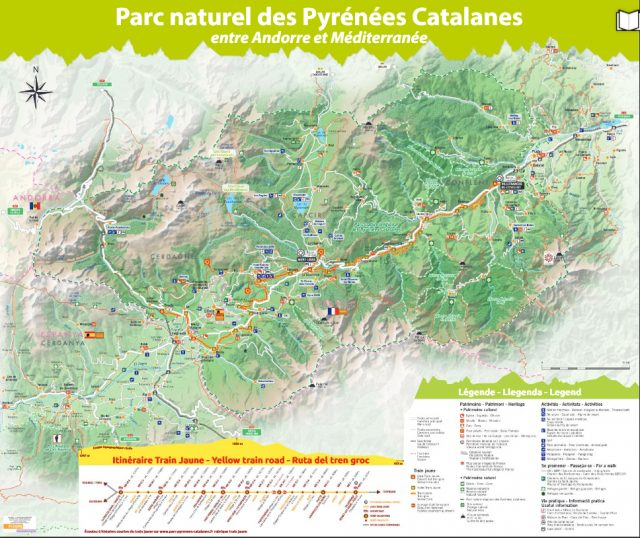 Brochures Journal Du Parc Parc Naturel Regional Des Pyrenees Catalanes